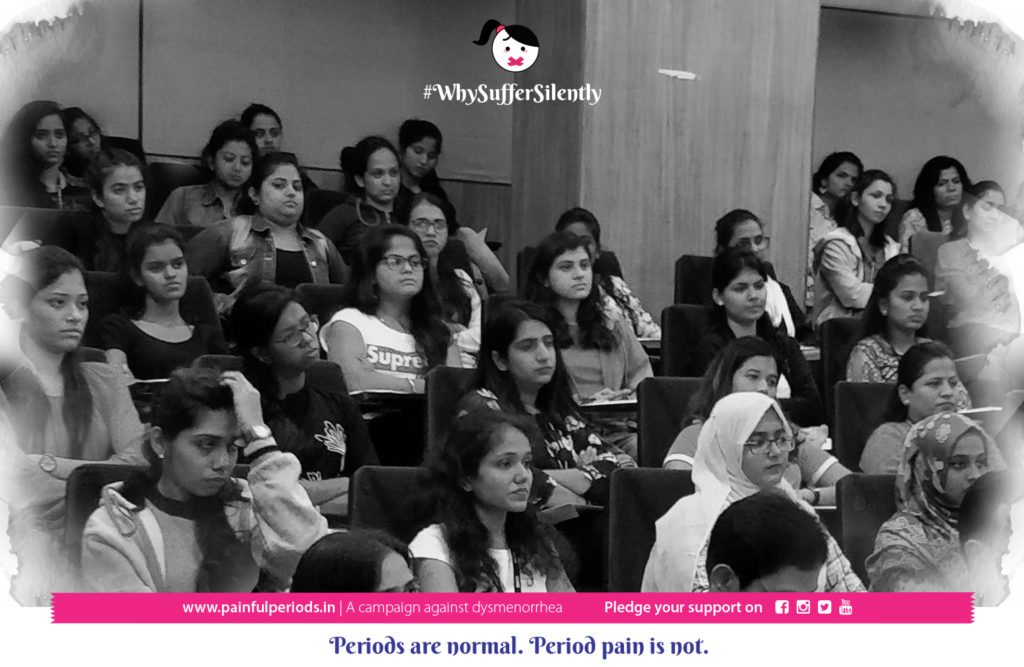 Period Pain is Not Okay - Workshop Against Dysmenorrhea
